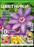 Цветники в саду №08\/2019