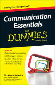 Communication Essentials For Dummies