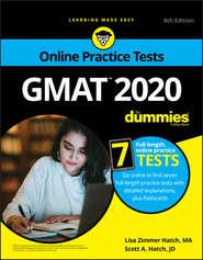 GMAT For Dummies 2020