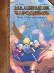 Маленькие чародейки. Книга 3. Тайна трех торговцев