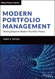 Modern Portfolio Management
