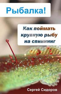 Как поймать крупную рыбу на спиннинг - Сергей Сидоров