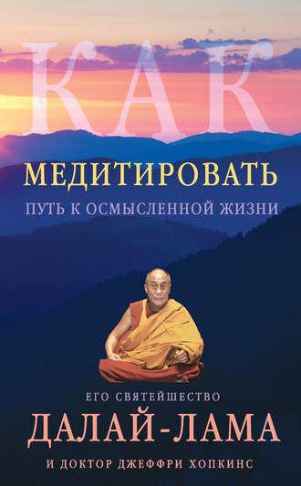Скачать Как медитировать. Путь к осмысленной жизни